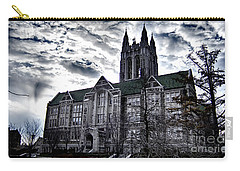 Church At Boston College Carry-all Pouch