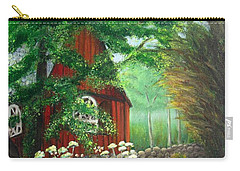 Church In The Glen Carry-all Pouch