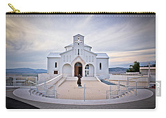 Church Of Croatian Martyrs In Udbina Carry-all Pouch