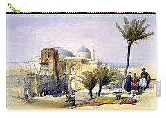 Church Of The Holy Sepulchre In Jerusalem Carry-all Pouch
