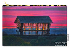 Church On The Hill Carry-all Pouch