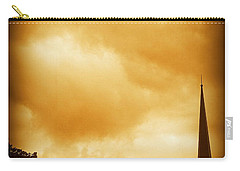 Church Steeple Carry-all Pouch by Bobbee Rickard