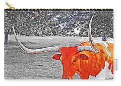 Cibolo Longhorn Carry-all Pouch