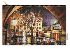 Cieszyn At Night Carry-all Pouch