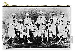 Cincinnati Red Stocking Baseball Team Carry-all Pouch