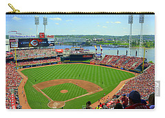 Cincinnati Reds Stadium Carry-all Pouch