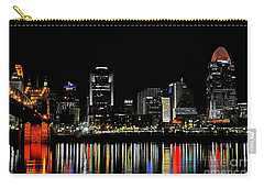Cincinnati Skyline Dreams 3 Carry-all Pouch