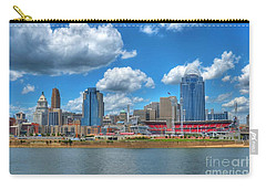 Cincinnati Skyline Carry-all Pouch