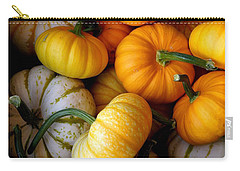 Cinderella Pumpkin Pile Carry-all Pouch by Kerri Mortenson