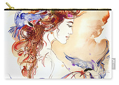 Cinderella Story Carry-all Pouch