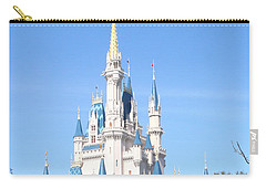 Cinderella's Castle - Disney World Orlando Carry-all Pouch