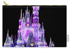 Cinderella's Castle Carry-all Pouch