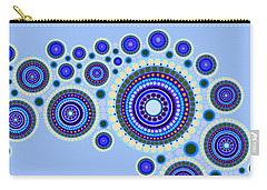 Circle Motif 117 Carry-all Pouch