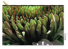 Carry-all Pouch featuring the photograph Circle Of Friends by Jean OKeeffe Macro Abundance Art