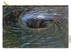 Carry-all Pouch featuring the photograph Circling by Wendy Wilton