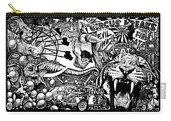 Circus Breaks Carry-all Pouch