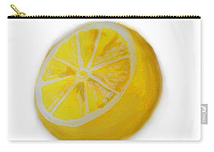 Citrus Carry-all Pouch by Marisela Mungia