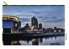 City At A Glance Carry-all Pouch