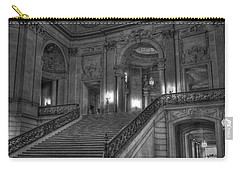 City Hall Grand Stairs Carry-all Pouch