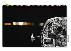City Lights In Bokeh Carry-all Pouch