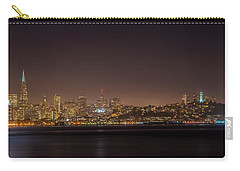 City Lights San Francisco California Carry-all Pouch