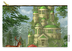 City Of Coins Carry-all Pouch