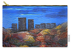 City Of Trees Carry-all Pouch