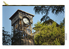 City Time  Carry-all Pouch by Shawn Marlow