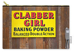 Clabber Girl Carry-all Pouch