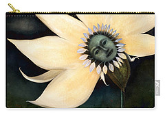 Claire De Bloom Carry-all Pouch