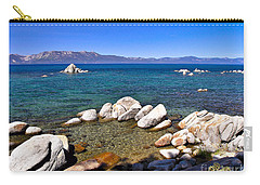 Clarity - Lake Tahoe Carry-all Pouch