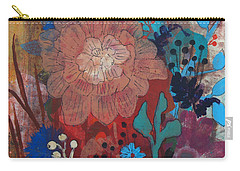 Carry-all Pouch featuring the painting Clarity by Robin Maria Pedrero
