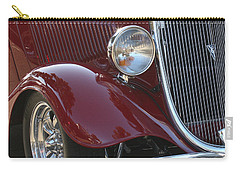 Classic Ford Car Carry-all Pouch