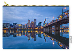 Classic Hawthorne Carry-all Pouch by Patricia Davidson