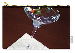 Classic Martini Carry-all Pouch by Jon Neidert