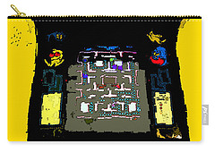 Classic Pacman Carry-all Pouch