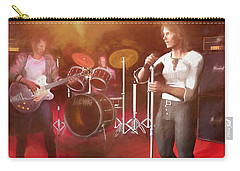 Classic Rock Revisited Carry-all Pouch