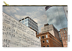 Classical Graffiti Carry-all Pouch by Kristin Elmquist