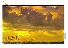 Clearing Skies Carry-all Pouch by Marvin Spates