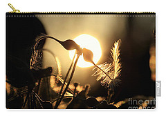 Clematis - Sunset Carry-all Pouch