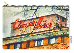 Clemson House Carry-all Pouch