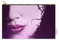 Cleopatra Carry-all Pouch by Michael Rucker