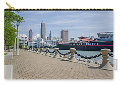 Cleveland Lake Front Carry-all Pouch