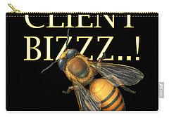 Client Buzzz Carry-all Pouch