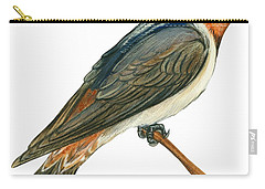 Cliff Swallow  Carry-all Pouch by Anonymous