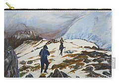 Climbers - Painting Carry-all Pouch