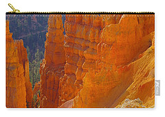 climbing out of the Canyon Carry-all Pouch by Jeff Swan