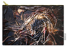 Cloaked In The Wind Carry-all Pouch