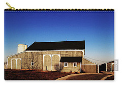 Carry-all Pouch featuring the photograph Closed For The Day by Tina M Wenger