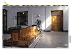 Closed Railroad Station - Johnstown Pa Carry-all Pouch